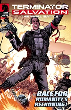 Terminator Salvation: The Final Battle #3
