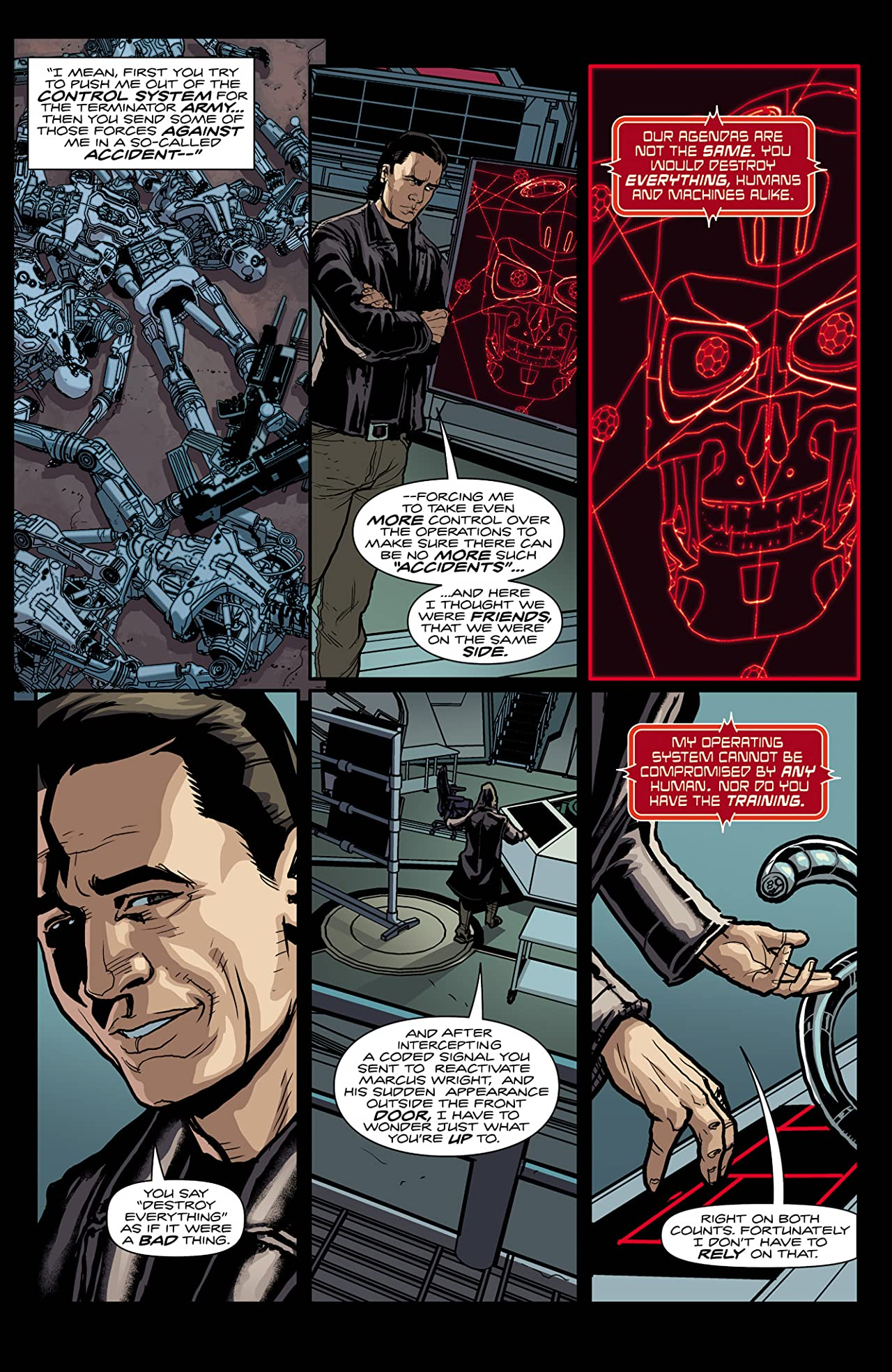 Terminator Salvation: The Final Battle #8
