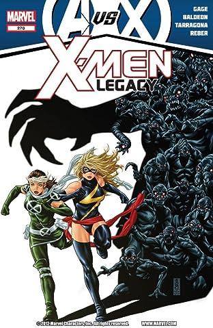X-Men: Legacy (2008-2012) #270