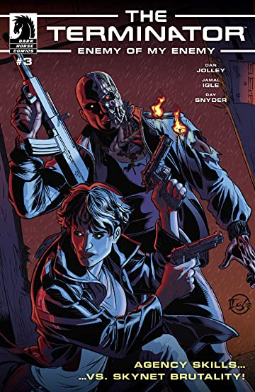 The Terminator: Enemy of My Enemy #3
