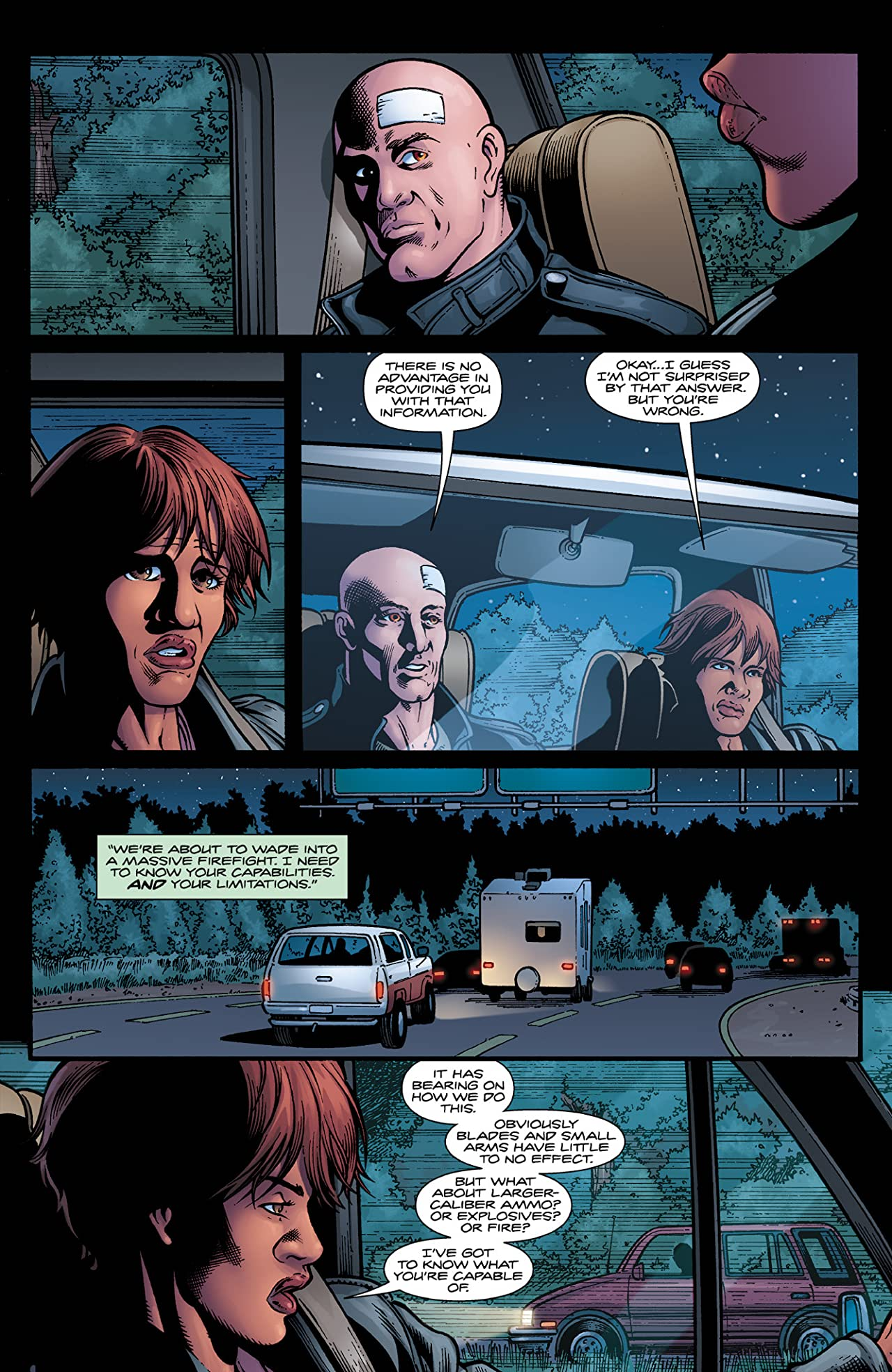 The Terminator: Enemy of My Enemy #4