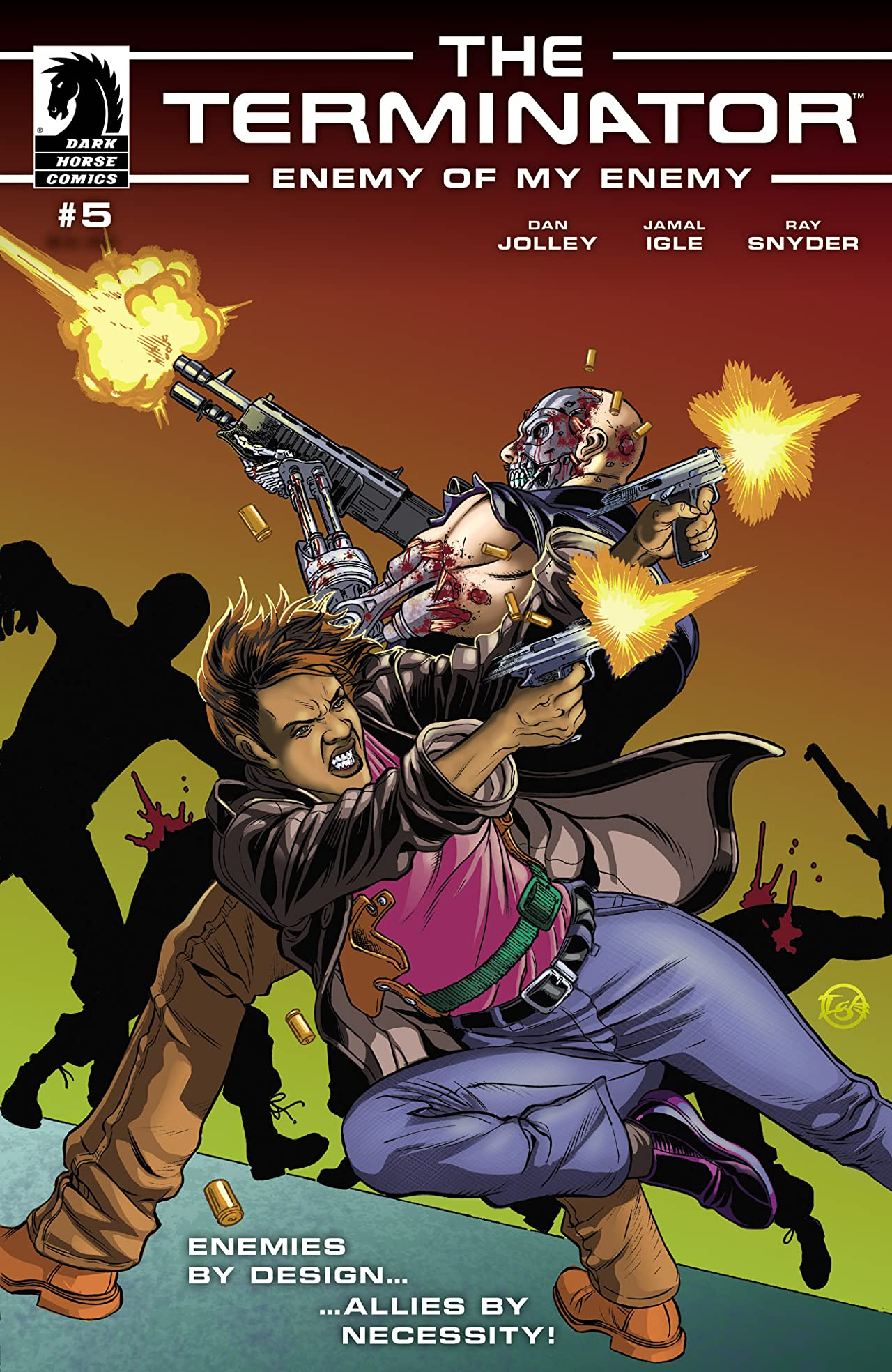 The Terminator: Enemy of My Enemy #5