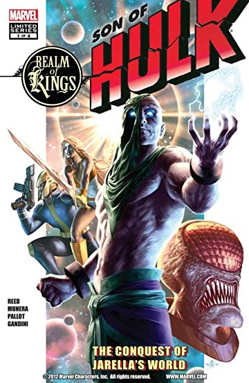 Realm of Kings: Son of Hulk #1 (of 4)