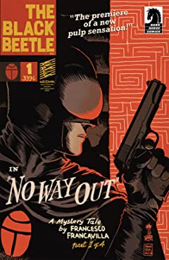 The Black Beetle: No Way Out #1