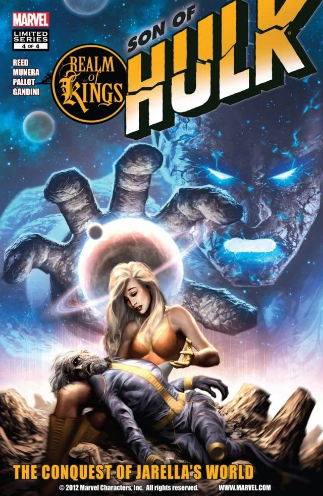 Realm of Kings: Son of Hulk #4