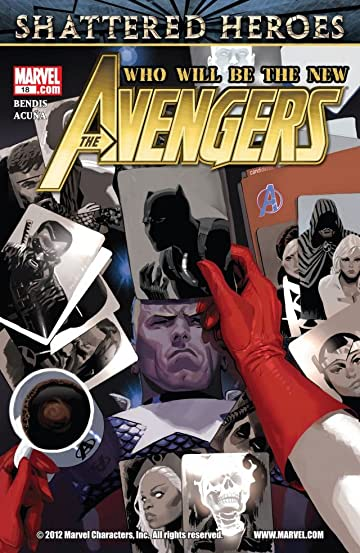 Avengers (2010-2012) #18