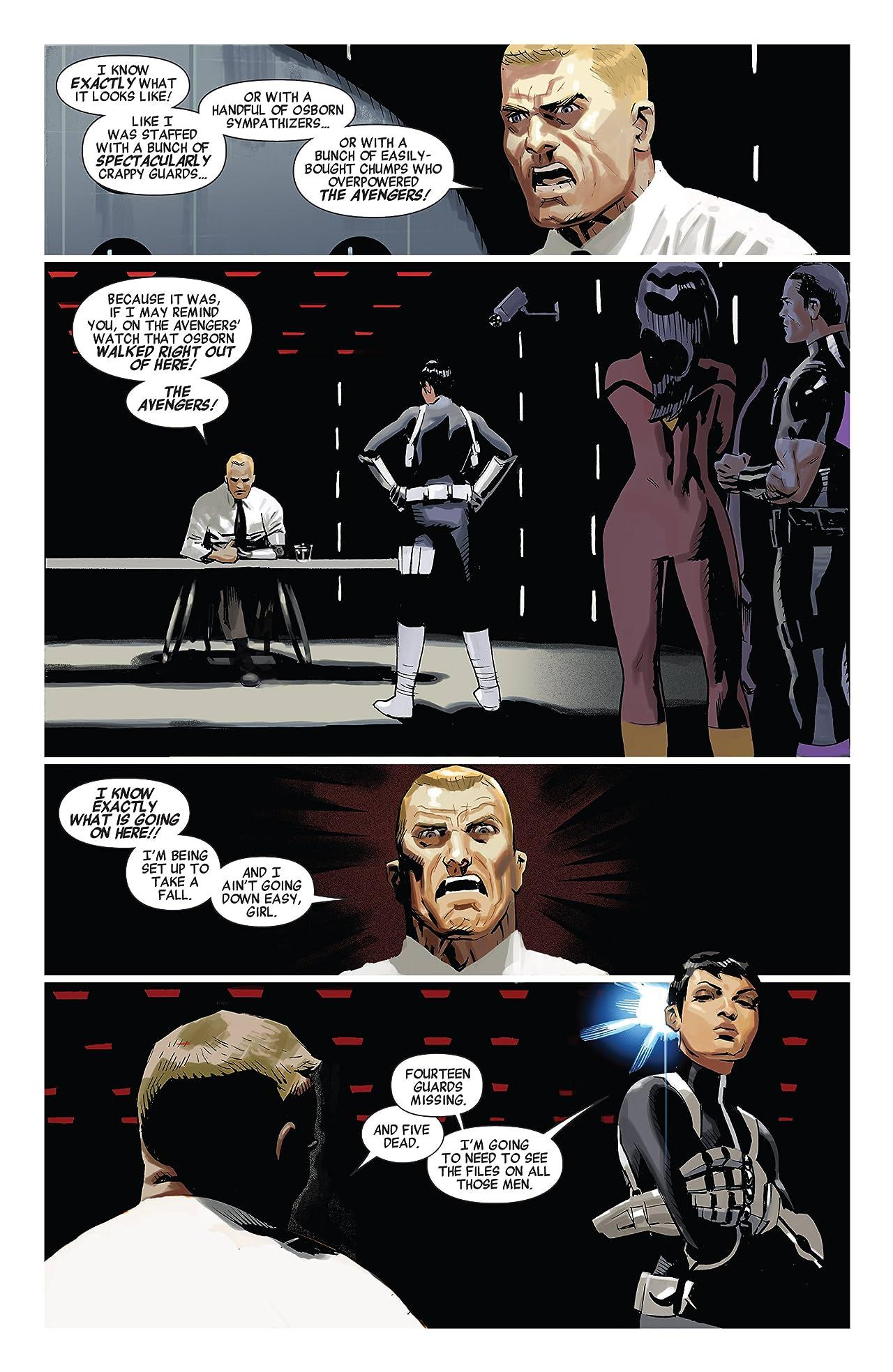 Avengers (2010-2012) #19