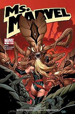 Ms. Marvel (2006-2010) No.3