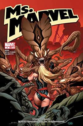 Ms. Marvel (2006-2010) #3