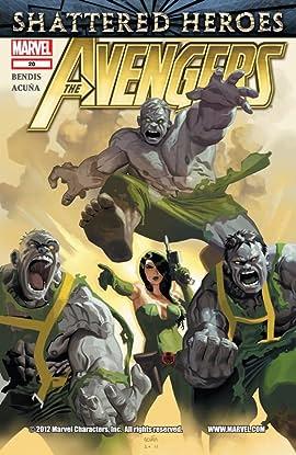 Avengers (2010-2012) #20