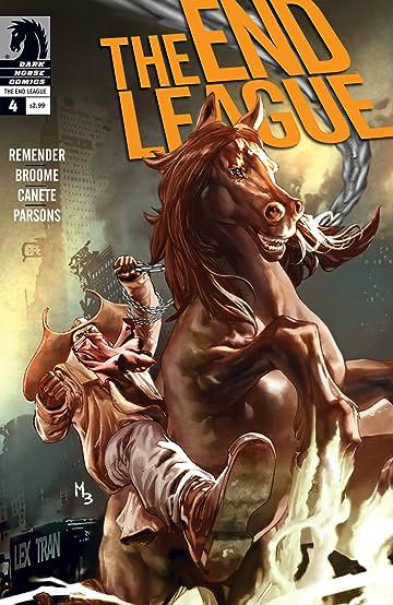 The End League #4
