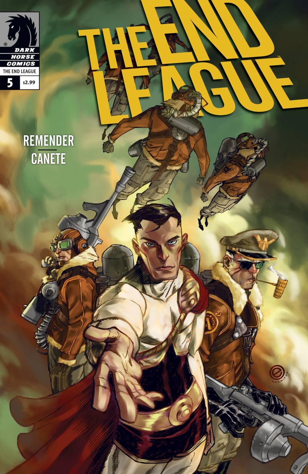 The End League #5