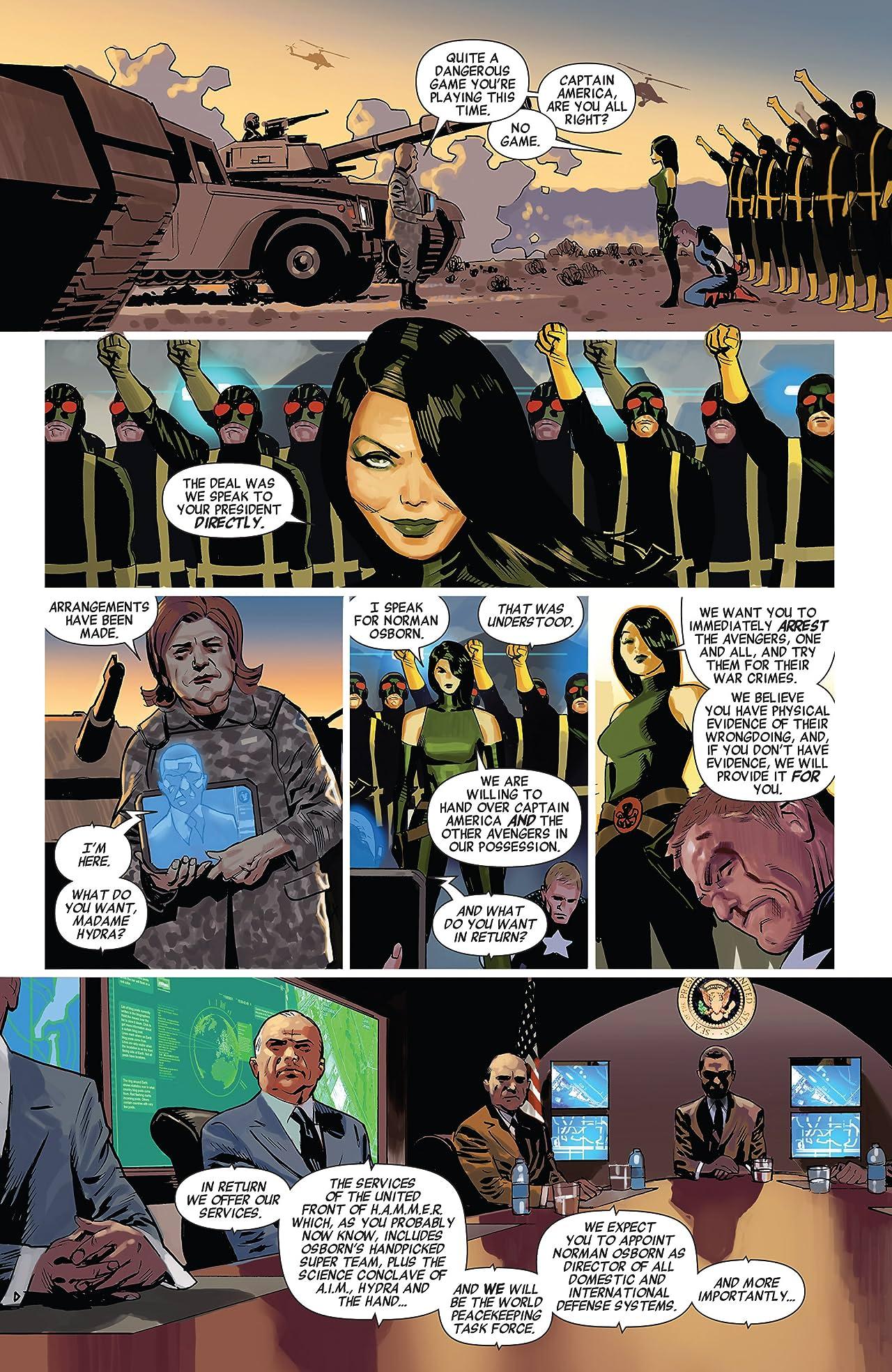 Avengers (2010-2012) #23