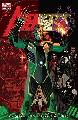 Avengers (2010-2012) #24