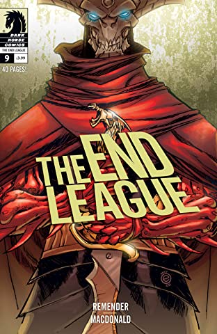 The End League #9