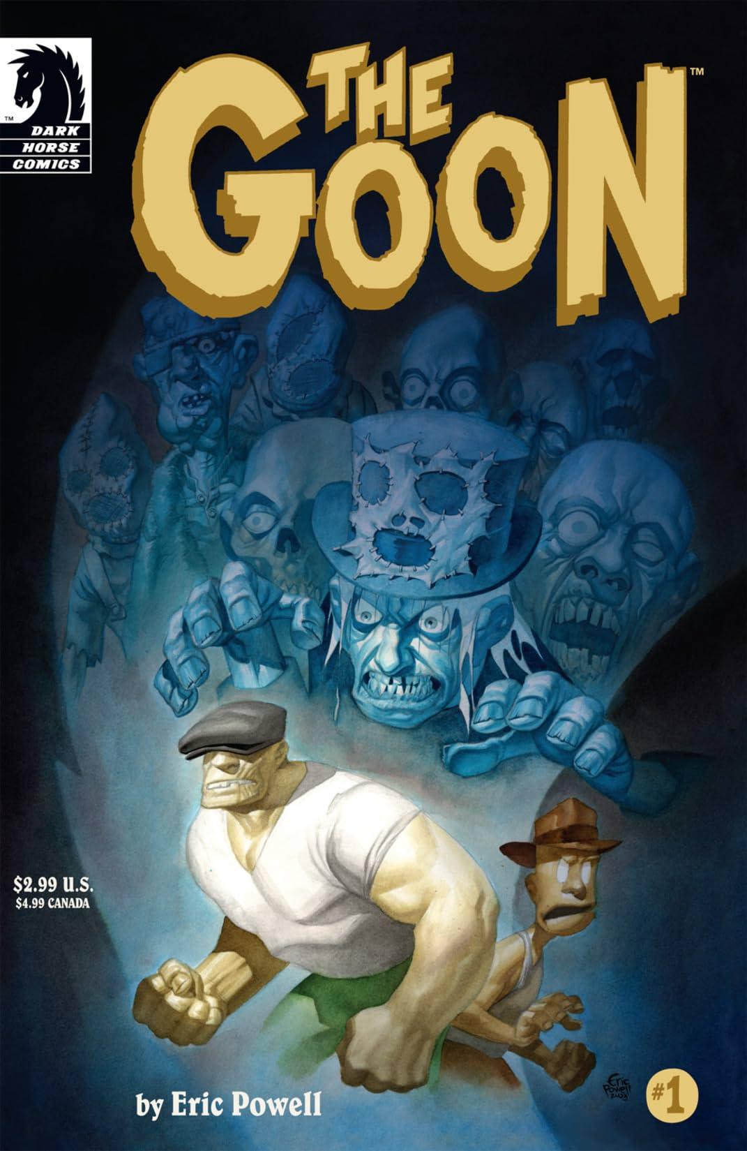 The Goon #1