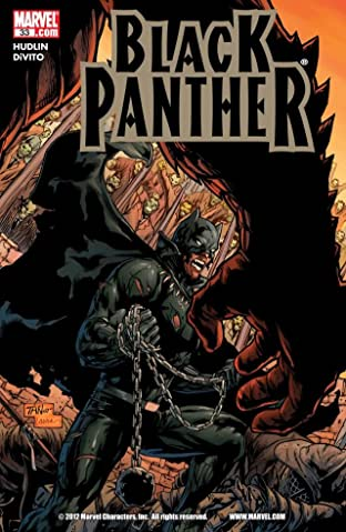 Black Panther (2005-2008) No.33