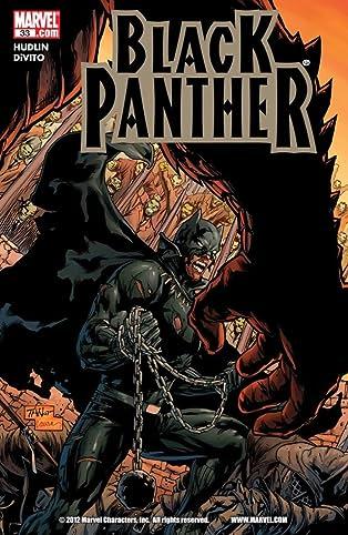 Black Panther (2005-2008) #33