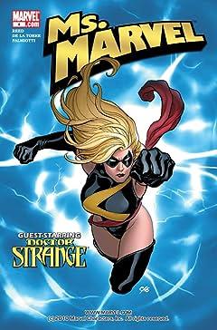 Ms. Marvel (2006-2010) No.4
