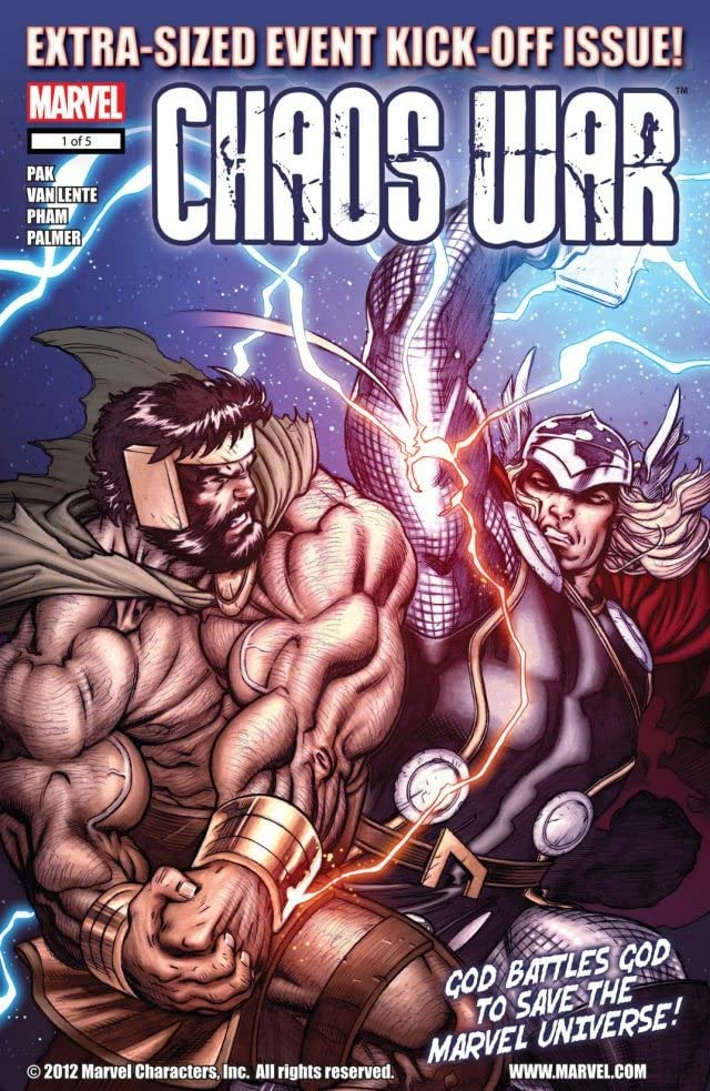 Chaos War #1 (of 5)