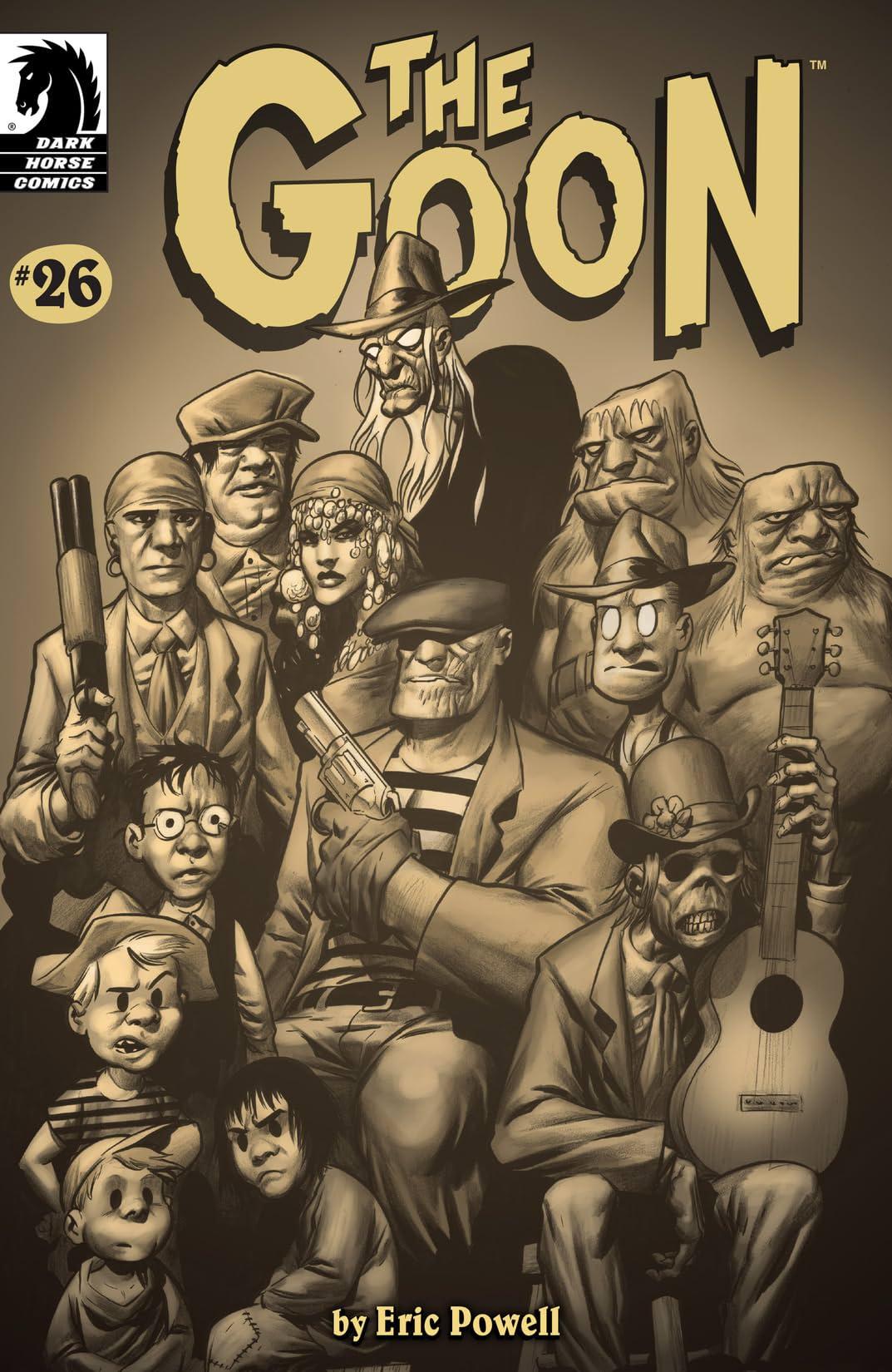 The Goon #26