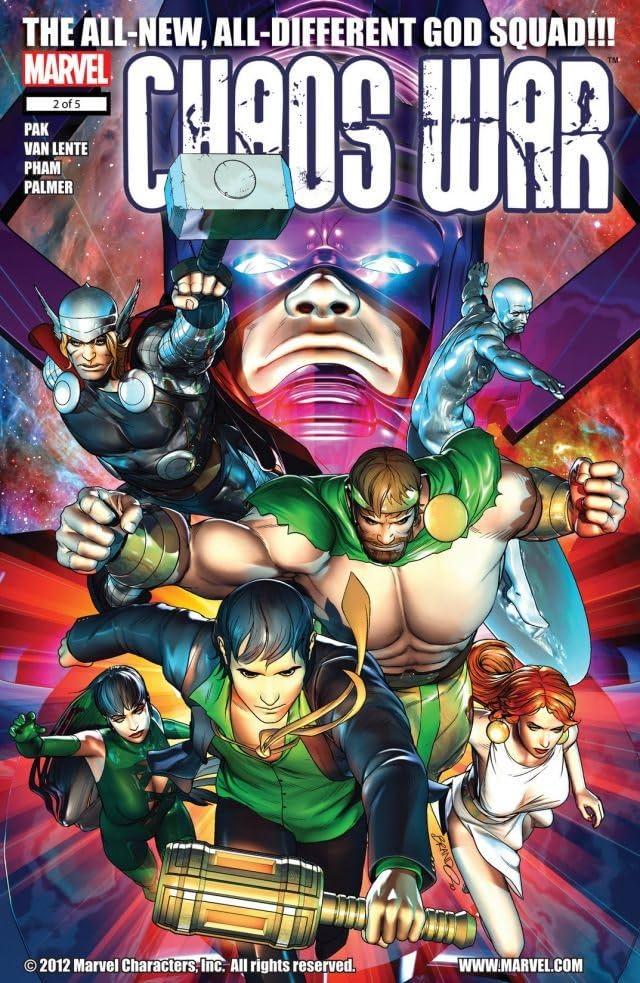 Chaos War #2 (of 5)