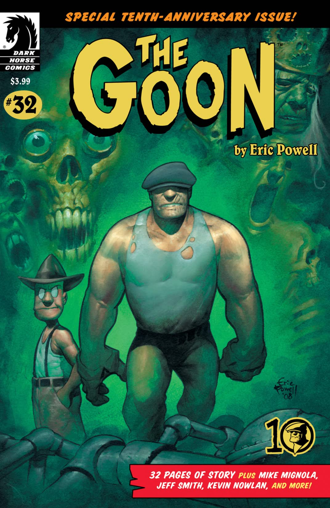 The Goon #32: Anniversary Issue