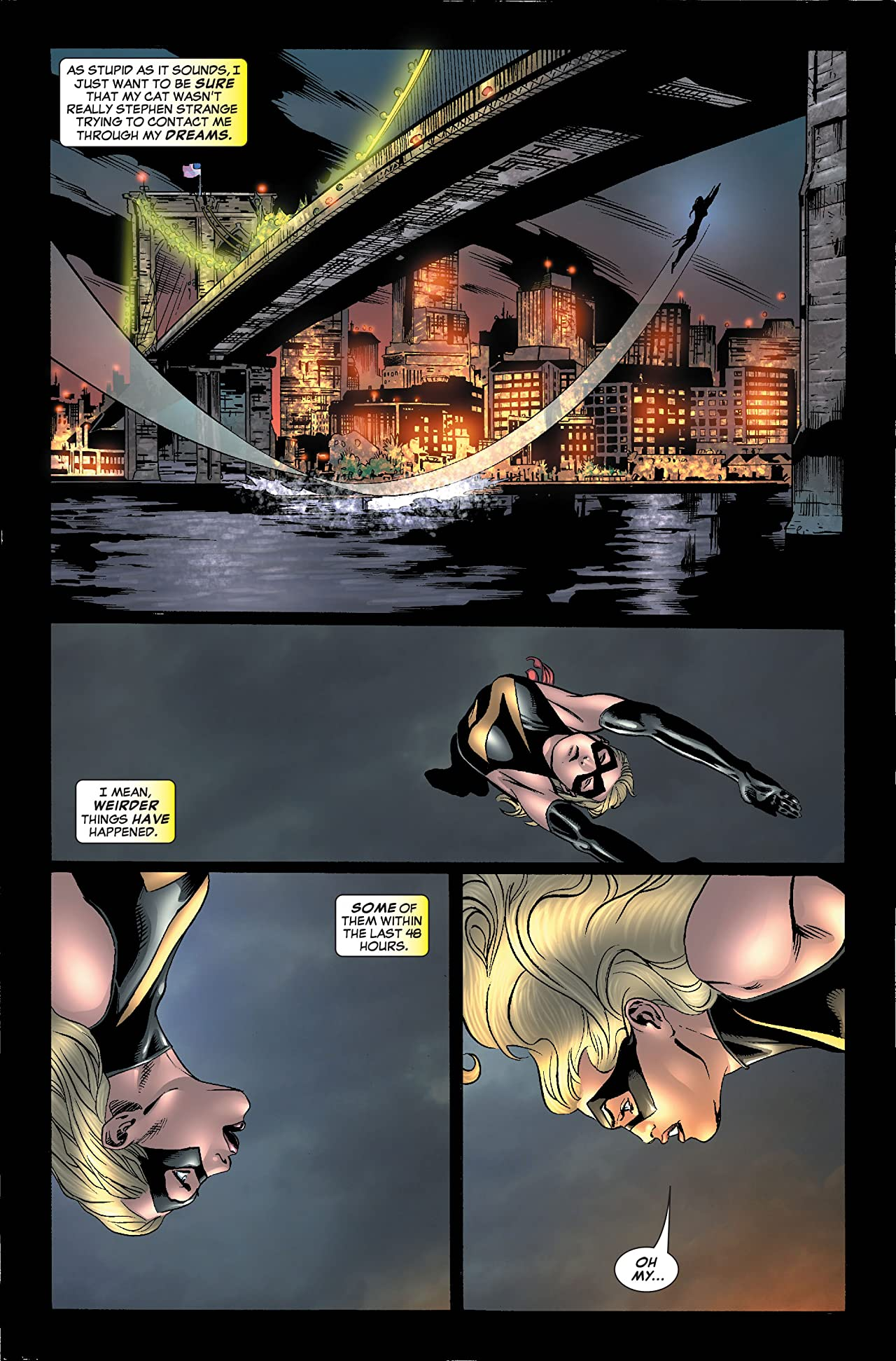 Ms. Marvel (2006-2010) #5