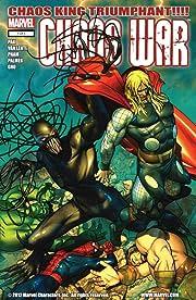 Chaos War #5 (of 5)