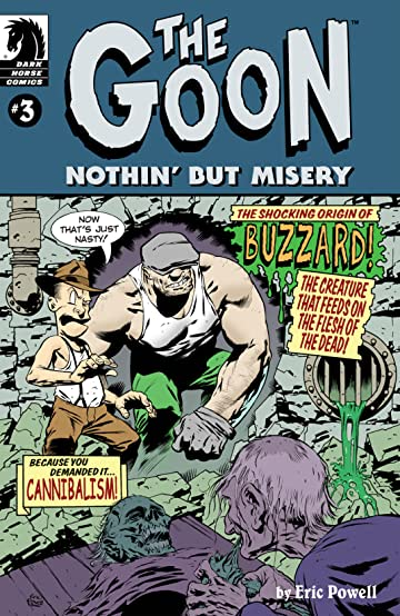 The Goon: Nothin' but Misery #3