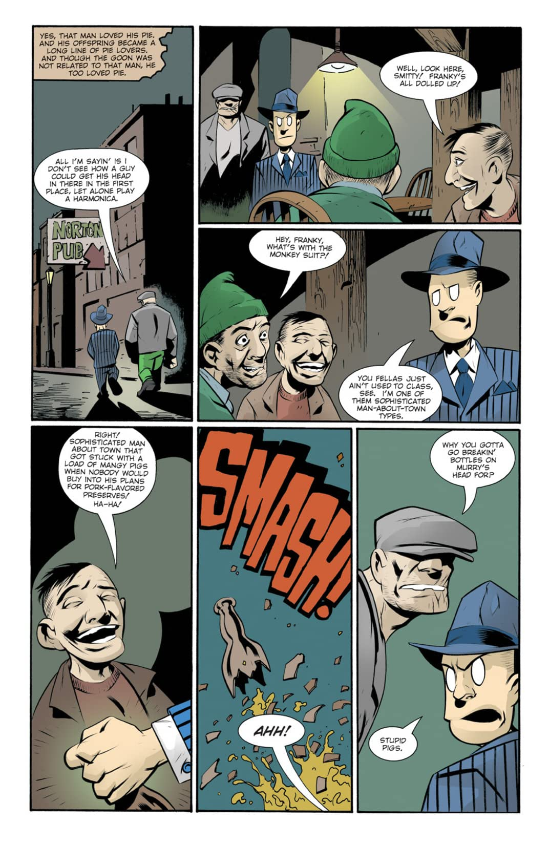 The Goon: Nothin' but Misery #5