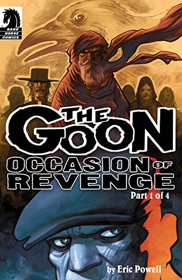 The Goon: Occasion of Revenge #1