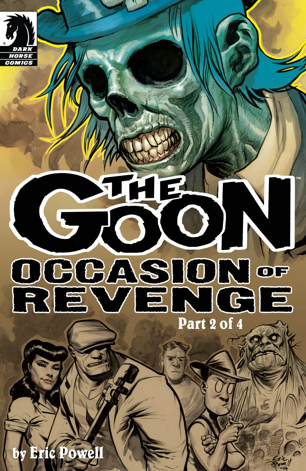 The Goon: Occasion of Revenge #2
