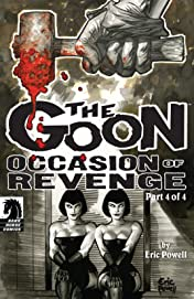 The Goon: Occasion of Revenge #4