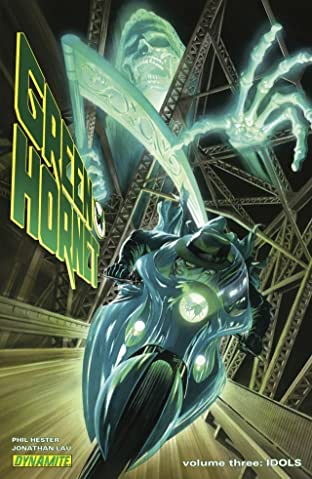 Kevin Smith's Green Hornet Tome 3: Idols