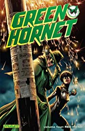 Green Hornet Vol. 4: Red Hand