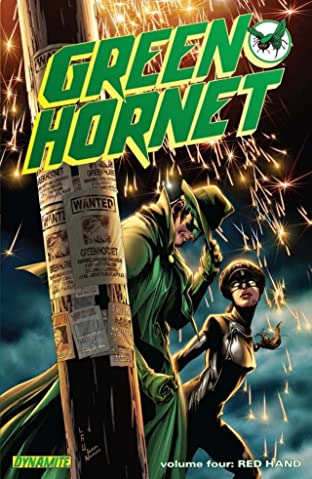 Green Hornet Tome 4: Red Hand