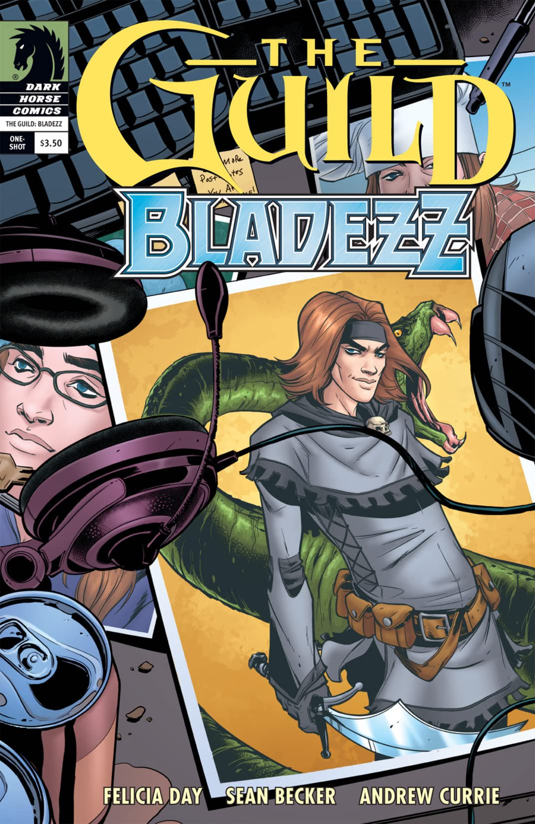 The Guild: Bladezz #3