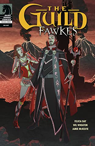 The Guild: Fawkes No.6