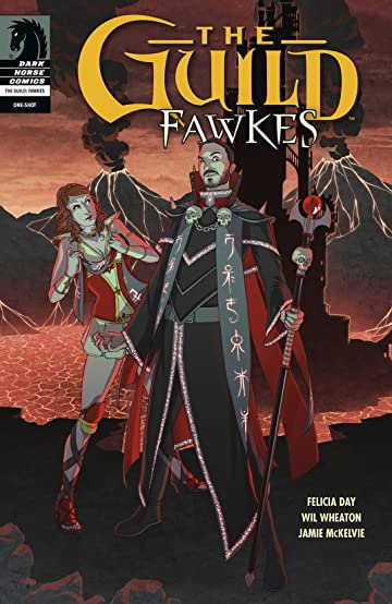 The Guild: Fawkes #6