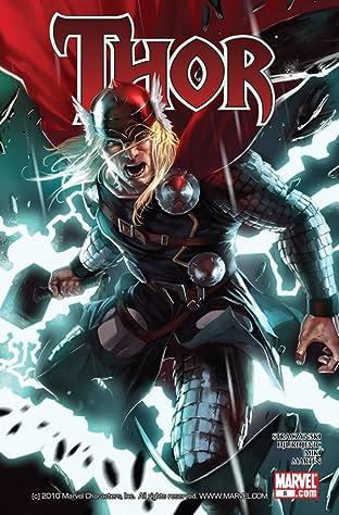 Thor (2007-2011) No.8