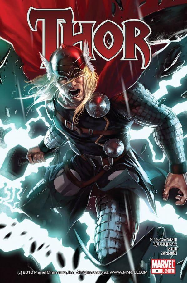 Thor (2007-2011) #8