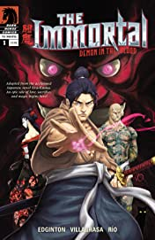 The Immortal: Demon in the Blood #1