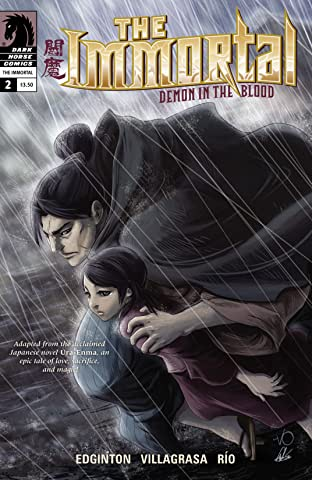 The Immortal: Demon in the Blood #2