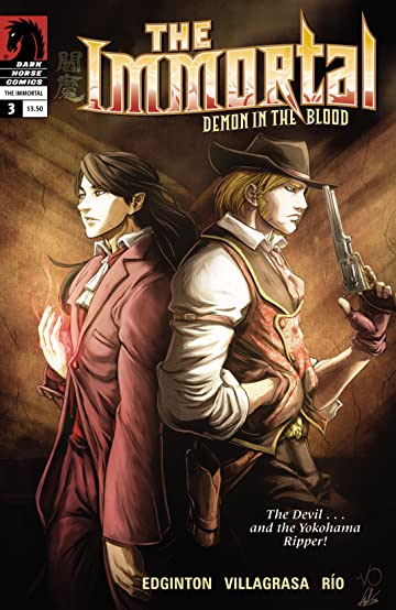 The Immortal: Demon in the Blood #3