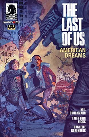 The Last of Us: American Dreams #4