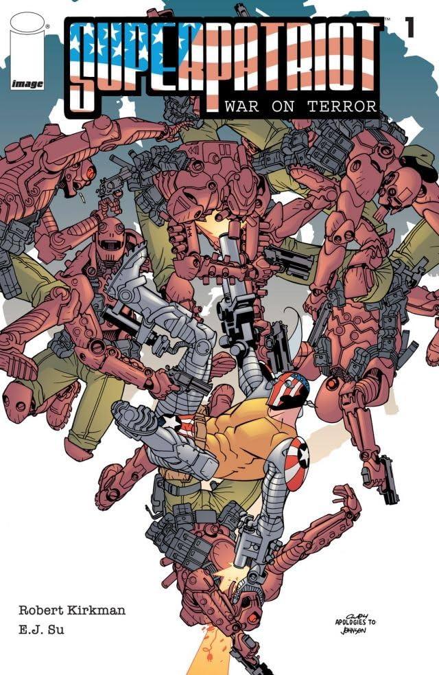 Superpatriot: War on Terror #1 (of 4)