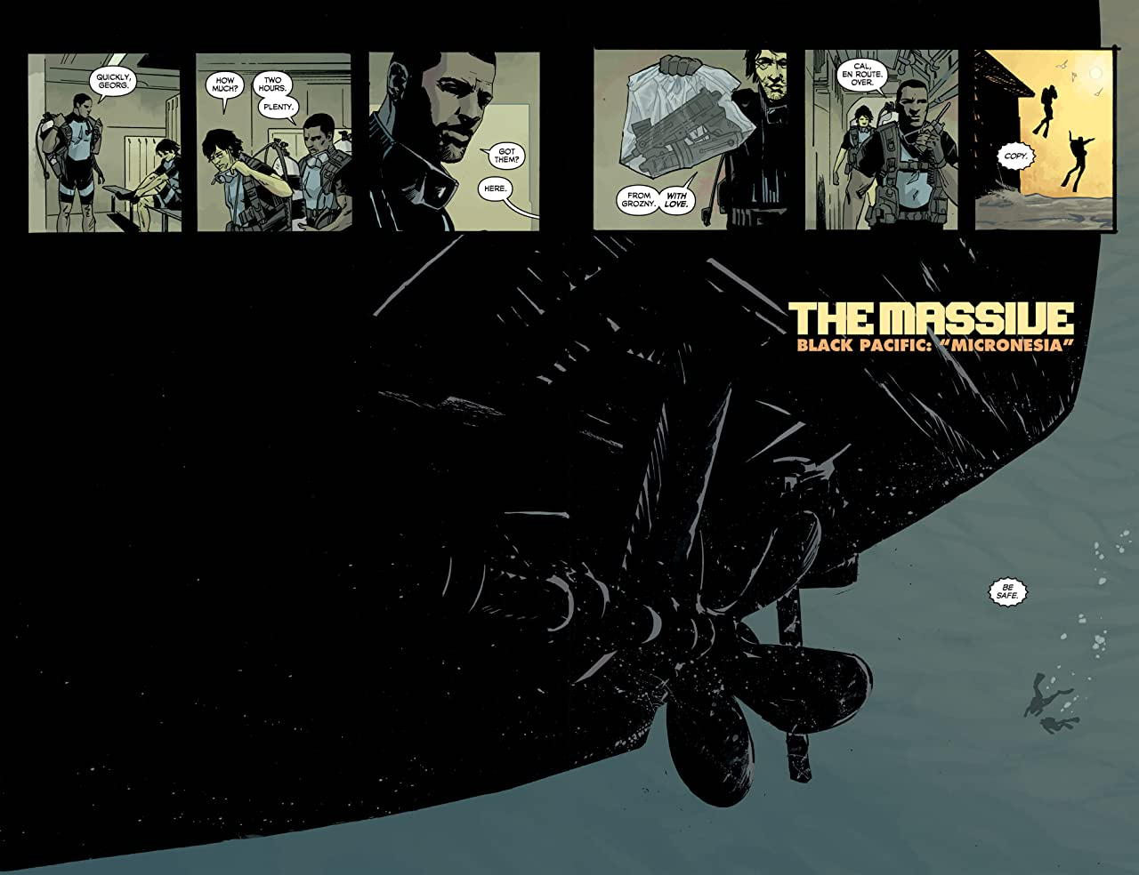 The Massive #6