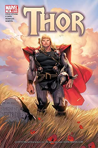 Thor (2007-2011) No.10