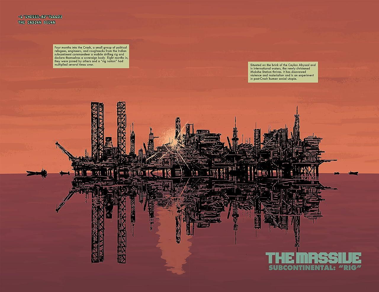 The Massive #7